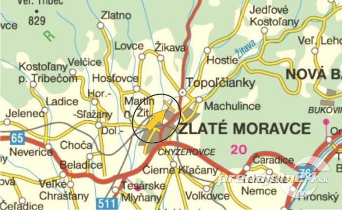 a855903c7 Billboard na prenájom - Zlaté Moravce