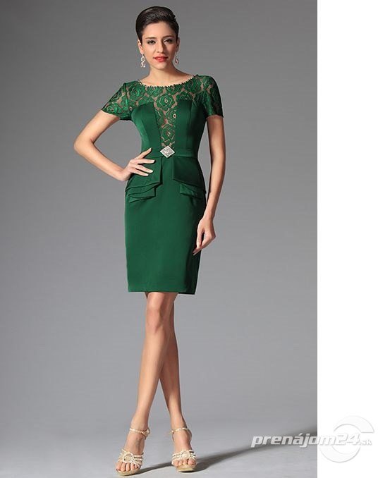 896249f08d6b Elegantné šaty pre svadobnú mamu