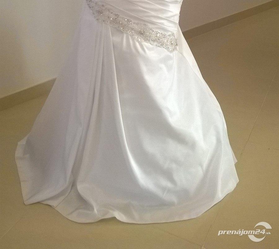 Romantické svadobné šaty rybieho strihu e508fd7bd4a