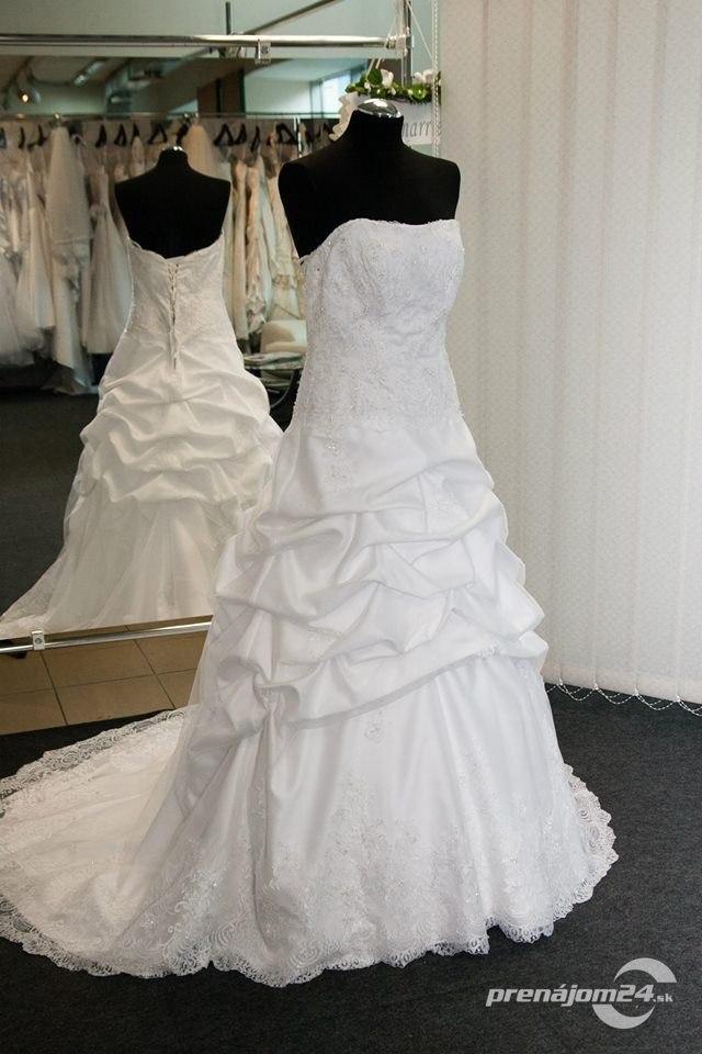 Svadobné šaty s čipkou c444342c48e